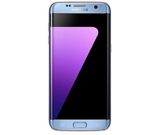 Samsung Galaxy S7 Edge kék