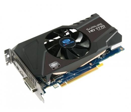 Sapphire HD7770 1024MB DDR5 GHz Edition OC