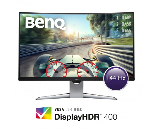 "BenQ EX3203R 32"" monitor"
