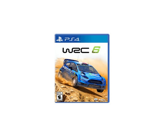 PS4 World Rally Championship 6