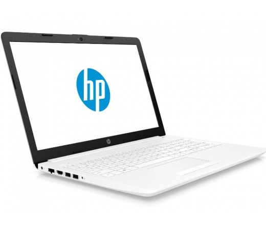 HP 15-da0035nh notebook fehér