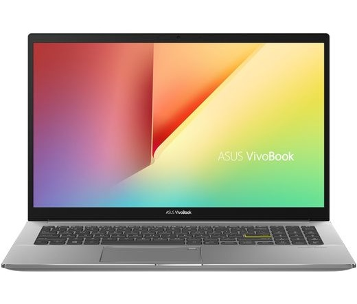 Asus VivoBook S15 S533FL-BQ041T fekete