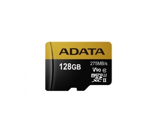 ADATA Premier Micro SDXC 128GB CL10 + adapter
