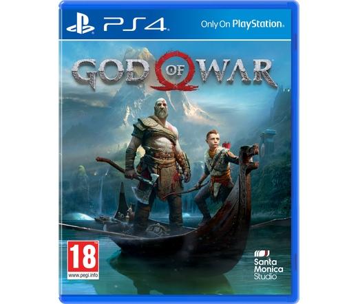 God of War Standard+ Edition PS4