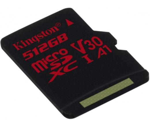 Kingston microSDXC 512GB A1/UHS-I/V30 SDCR/512GB