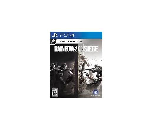 PS4 Rainbow Six Siege