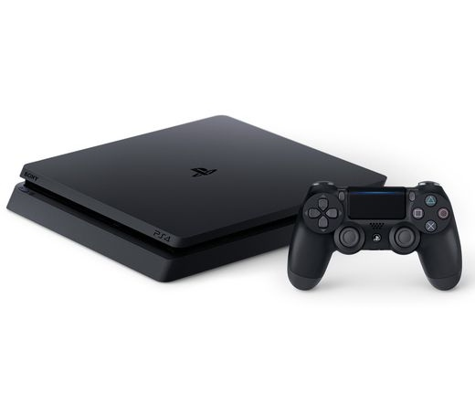 Sony Playstation 4 Slim 500 GB Fekete
