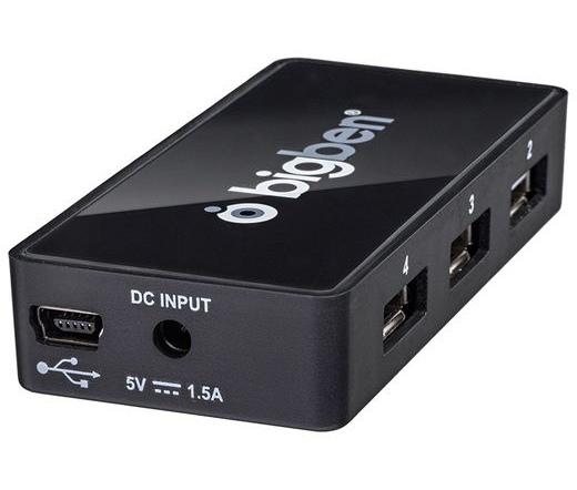 Bigben PS4 VR 4 portos USB hub