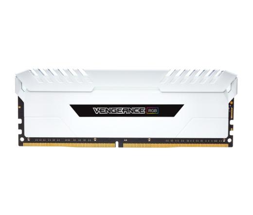 Corsair Vengeance RGB DDR4 32GB 3200MHz Fehér KIT4