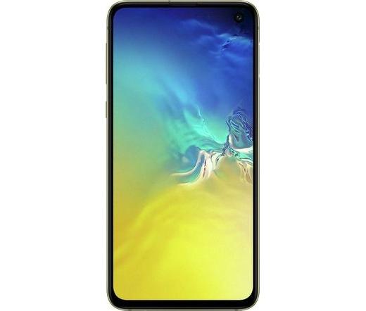 Samsung Galaxy S10e DS 128GB kanárisárga