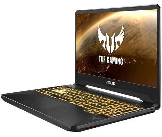 Asus TUF Gaming FX505DD-BQ121C Gold Steel