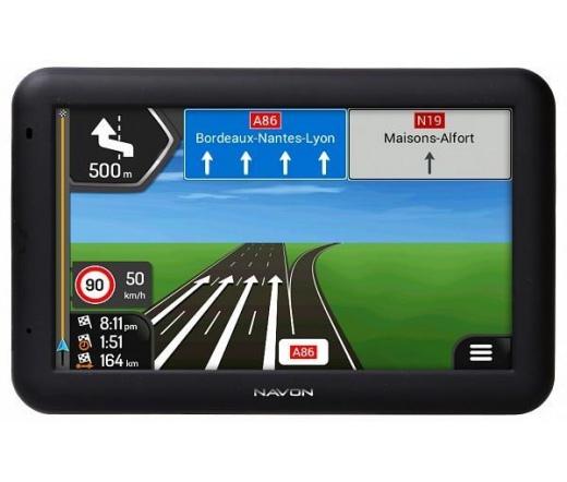 Navon A500 Android GPS FEU Primo LT navigáció