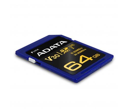 Card SDXC Adata Premier Pro 64GB UHS-I U3 CL10