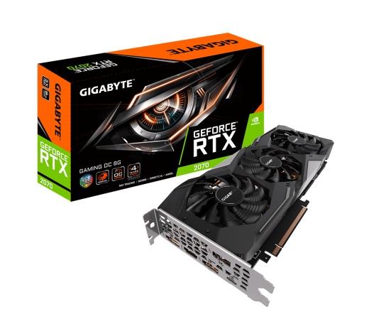 Gigabyte RTX 2070 Gaming OC 8G