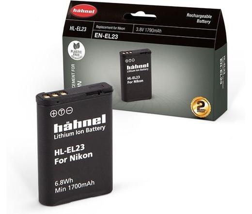 Hahnel HL-EL23 (Nikon EN-EL23 1790mAh)