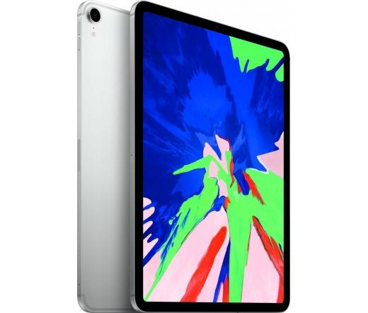 "Apple 11"" iPad Pro 64GB Wi-Fi + Cellular ezüst"