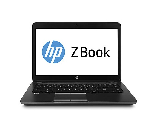 HP Zbook i5-4300/4GB/500GB/14HD+/WLAN/BT/CAM/FPR/A