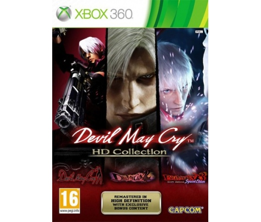 Devil May Cry Trilogy XBox One