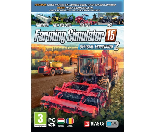 Farming Simulator 15 Expansion 2 PC