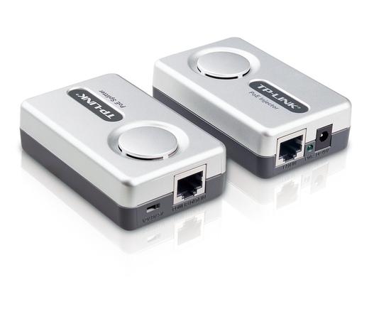 TP-Link TL-POE200 PoE adapter kit