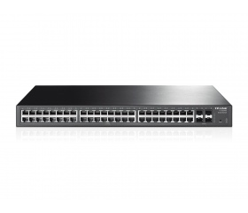 TP-LINK 48-Port Gigabit Smart Switch with 4 SFP