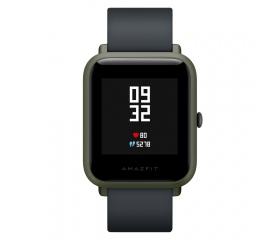 Xiaomi Amazfit Bip GPS fitness okosóra zöld