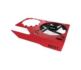 Nzxt G10 Adapter for NZXT Kraken - Piros
