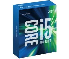 Intel Core i5-6600K dobozos