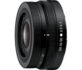 Nikon NIKKOR Z DX 16-50mm f/3.5-6.3 VR
