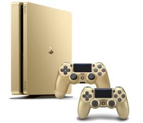 Sony PlayStation 4 Slim 500GB arany + kontroller