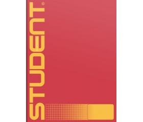 """ICO """"Student"""" füzet, tűzött, A4, kockás, 32 lap"""