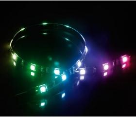 Akasa Vegas MB mágneses RGB LED fényszalag