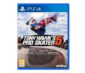 PS4 Tony Hawks Pro Skater 5
