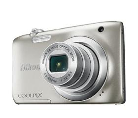 Nikon COOLPIX A100 Ezüst