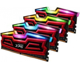 Adata DDR4 32GB 2666MHz D40 RGB CL16 KIT4