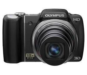 Olympus SP-610UZ Fekete