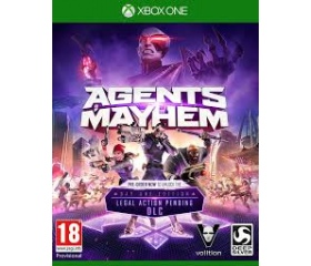 Xbox One Agents of Mayhem Retail Edition
