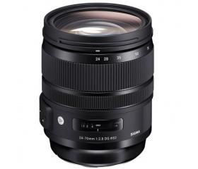Sigma ART 24-70mm f/2.8  DG OS HSM (Nikon)