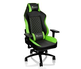 Thermaltake GT-Comfort C500 Gamer Szék zöld