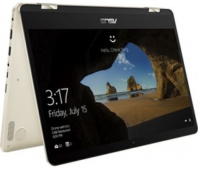 Asus ZenBook Flip UX461UA-E1048T arany