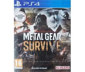 Metal Gear Survive + Survival Pack DLC PS4