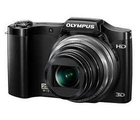 Olympus SZ-11 Fekete