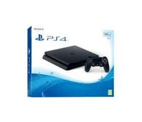 PS4 Playstation 4 SLIM  1 TB Fekete