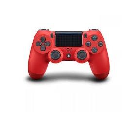 PS4 Kontroller Dualshock 4  V2 piros