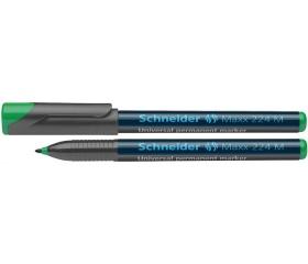 Schneider Alkoholos marker, OHP, 1 mm, zöld
