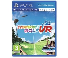 Sony PS4 Everybody´s Golf VR