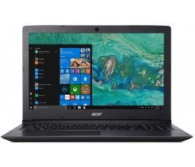 Acer Aspire 3 A315-53-38A5 - Fekete