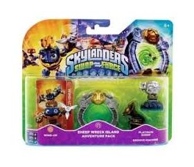 Skylanders SC Triple Pack 1 W2