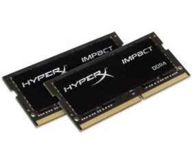 Kingston HyperX Impact DDR4 2400MHz 16GB KIT2