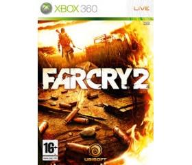 Xbox 360 Far Cry 2